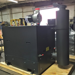Republic Positive Displacement Blower Package