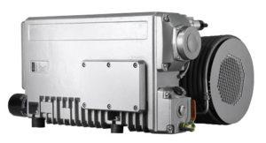 oil-lubricated rotary vane pump
